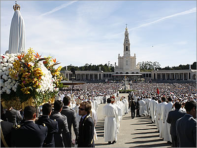 The Shrine of Fatima
