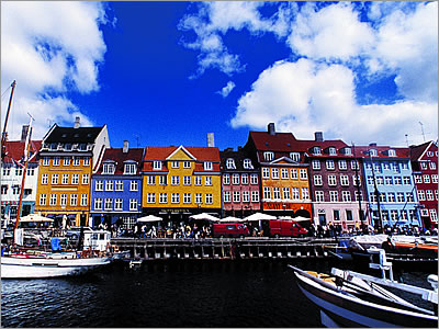Nyhaven - © Wonderful Copenhagen Photographer: Morten Jerichau